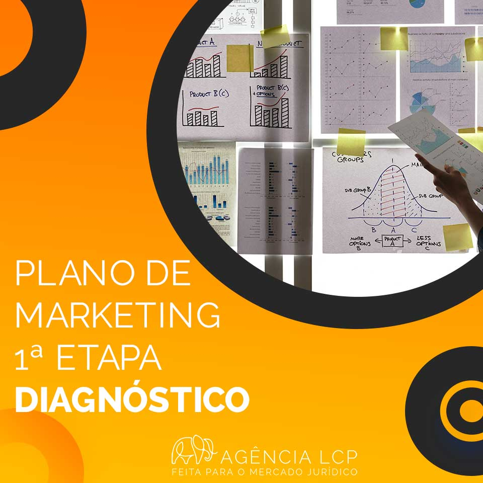 Diagnóstico para plano de marketing digital jurídico