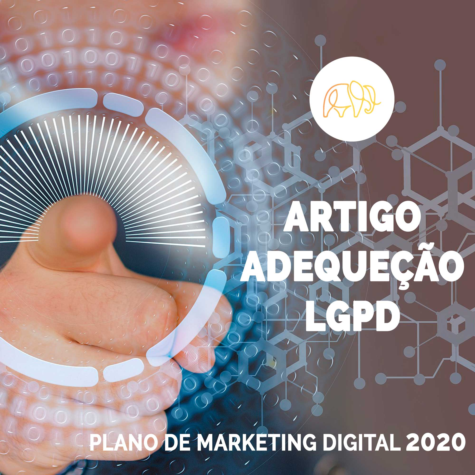 Adequação LGPD - Plano de Marketing Digital