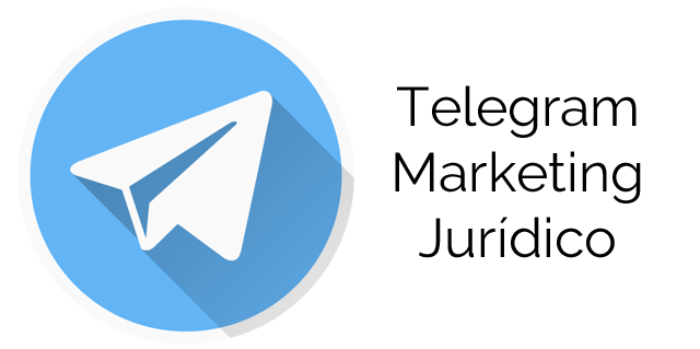 Grupo Telegram Marketing Jurídico da agência LCP