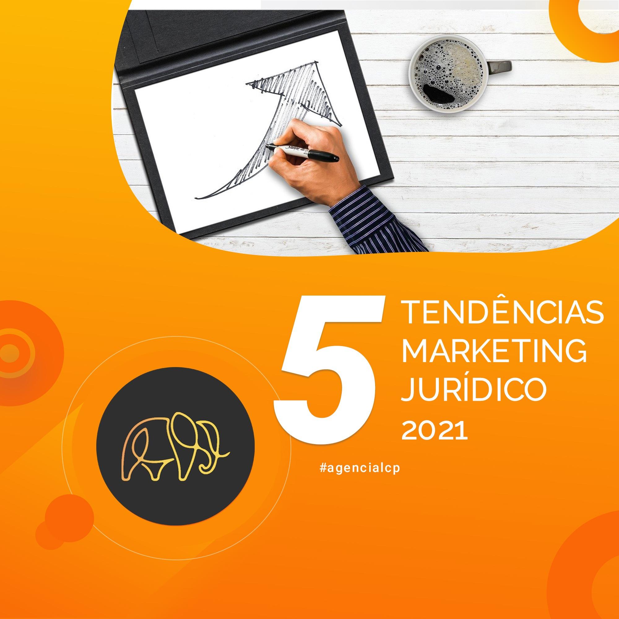 5 Tendências do Marketing Jurídico para 2021
