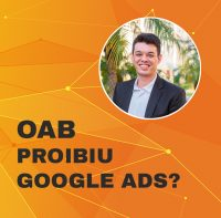 OAB Proibiu o Google Adwords?